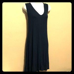 Style&Co navy blue dress
